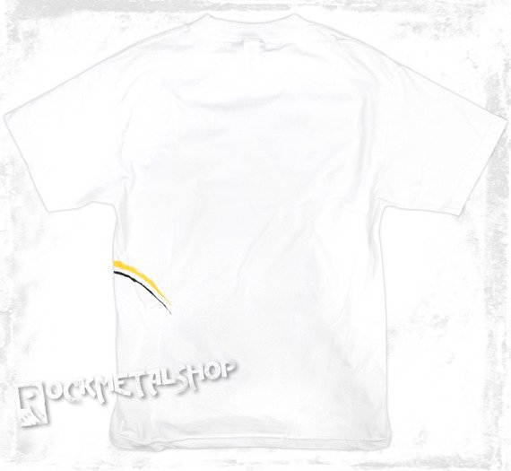 koszulka METAL MULISHA - RADIATION biała