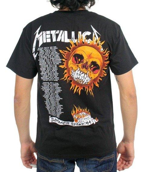koszulka METALLICA - FLAMING SUN '94