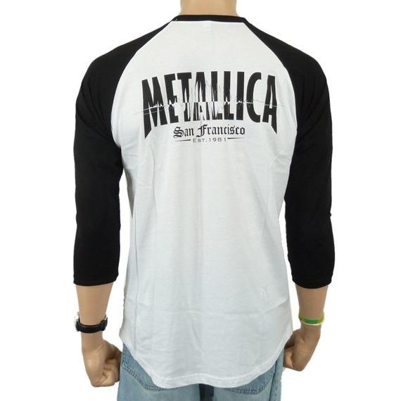 koszulka METALLICA - GIANT M , 3/4 długość rękawa