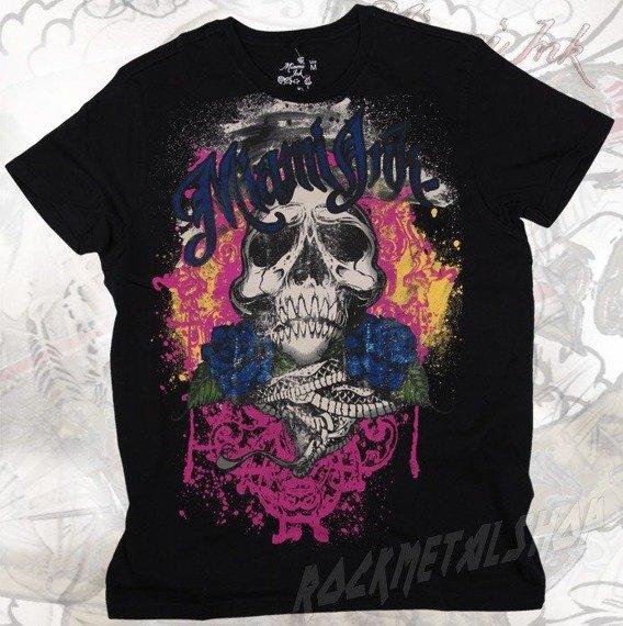 koszulka MIAMI INK - BLACK ROSE