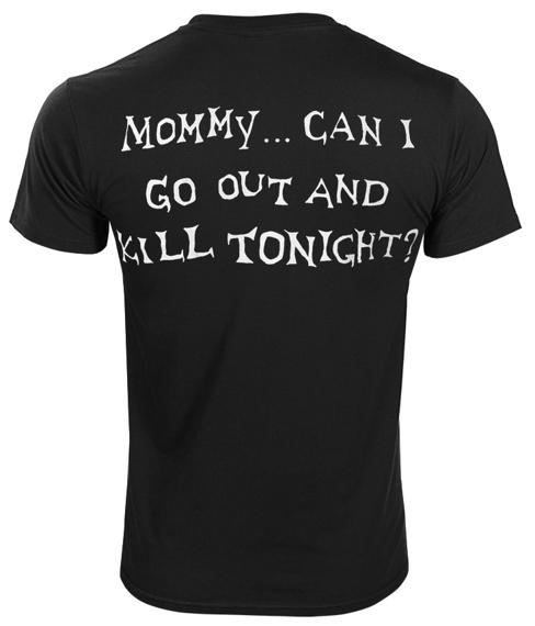 koszulka MISFITS - CAN I GO OUT AND KILL TONIGHT