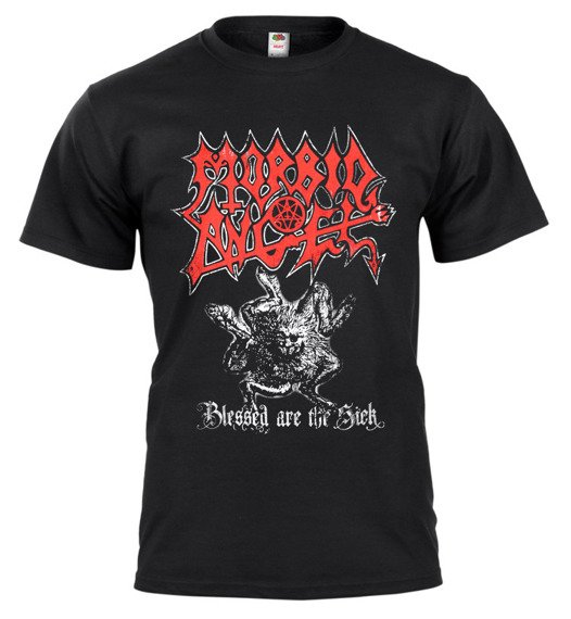 koszulka MORBID ANGEL - BLESSED ARE THE SICK