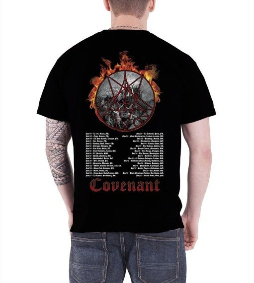 koszulka MORBID ANGEL - COVENANT ALBUM