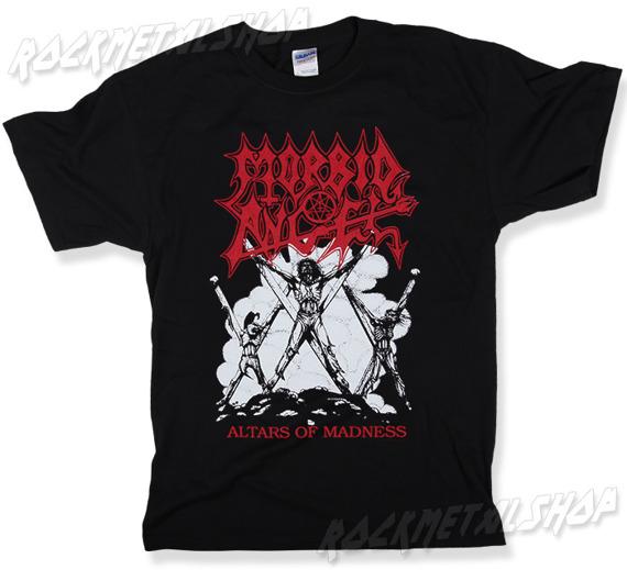 koszulka MORBID ANGEL - CROSSES ALTARS