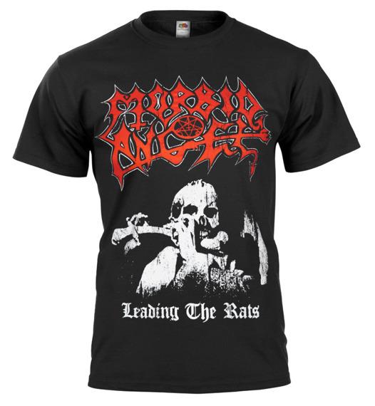 koszulka MORBID ANGEL - LEADING THE RATS