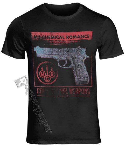 koszulka MY CHEMICAL ROMANCE - CONVENTIONAL WEAPONS VOL 1