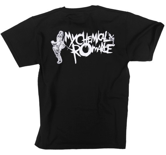 koszulka MY CHEMICAL ROMANCE - THE BLACK PARADE