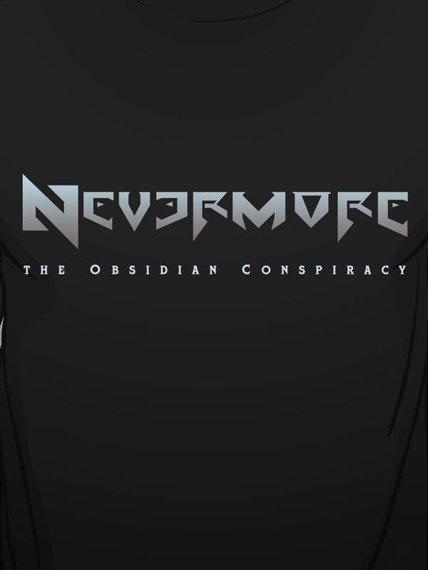 koszulka NEVERMORE - OBSIDIAN TRACKS