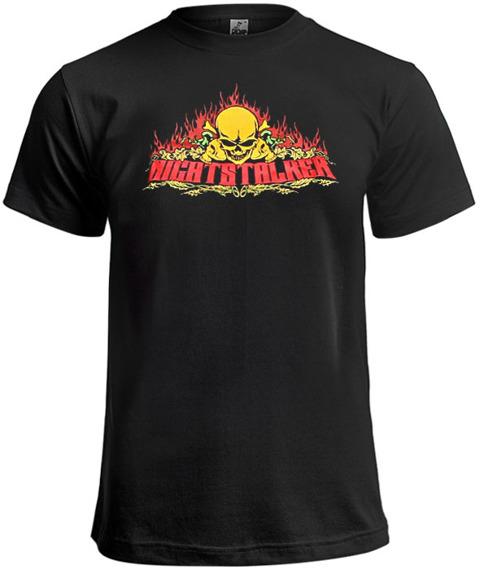 koszulka NIGHTSTALKER - SATANIC DRUGS FROM OUTER SPACE