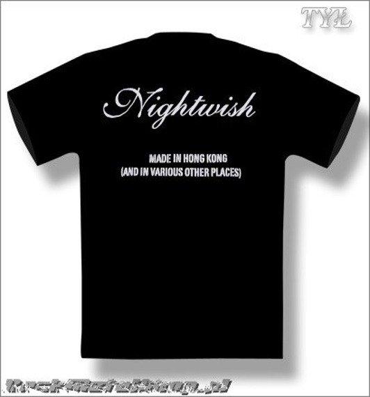 koszulka NIGHTWISH - MADE IN HONG KONG