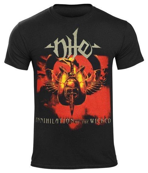koszulka NILE - ANNIHILATION OF THE WICKED