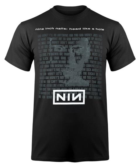 koszulka NINE INCH NAILS - HEAD