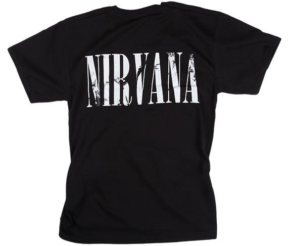 koszulka NIRVANA - FUDGE PACKIN, CRACK SMOKIN...
