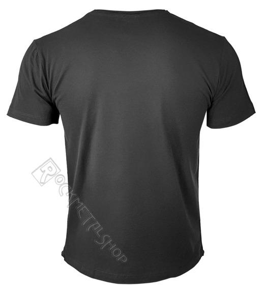 koszulka NIRVANA - GROUP ciemnoszara