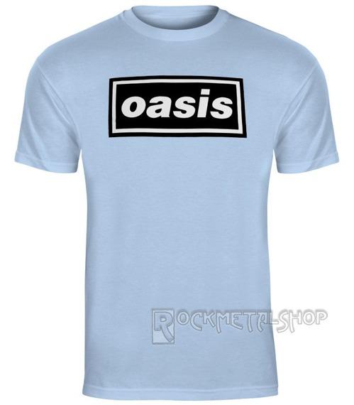 koszulka OASIS - LOGO