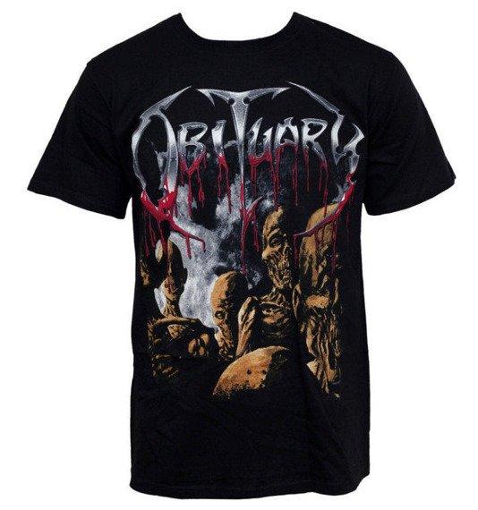 koszulka OBITUARY - BACK FROM THE DEAD