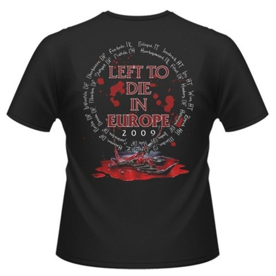 koszulka OBITUARY - POOL OF BLOOD