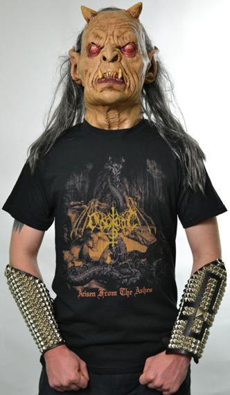 koszulka ONDSKAPT - ARISEN FROM THE ASHES