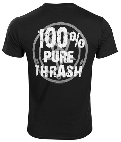 koszulka  ONSLAUGHT - 100% PURE THRASH