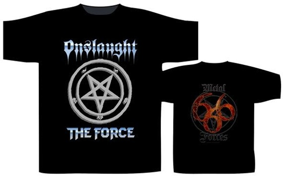 koszulka  ONSLAUGHT - THE FORCE