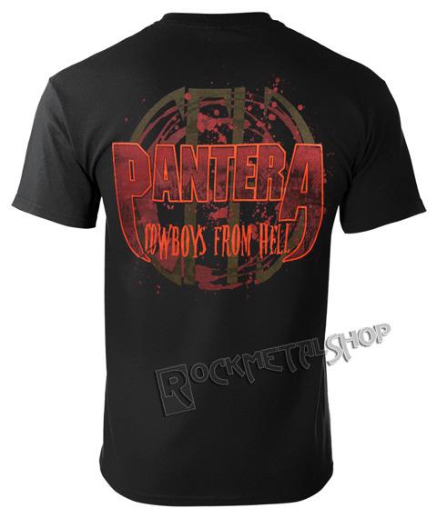 koszulka PANTERA - COWBOY FROM HELL