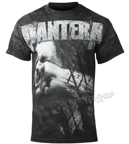 koszulka PANTERA - VULGAR ALL OVER