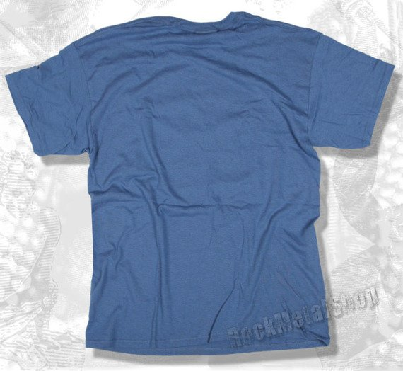 koszulka PINK FLOYD - DIVISION BELL niebieska