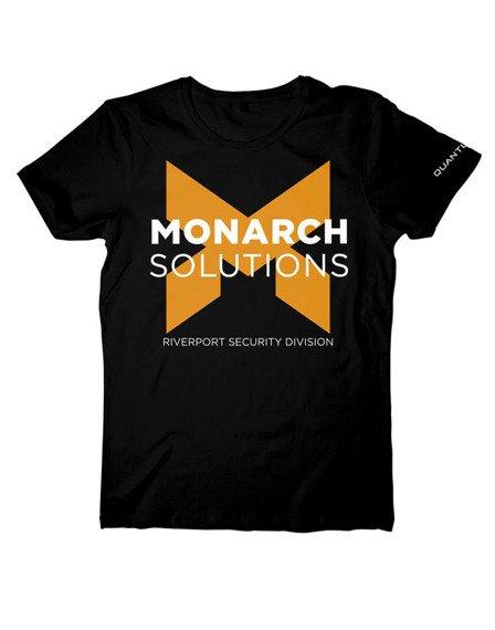 koszulka QUANTUM BREAK - MONARCH SOLUTIONS
