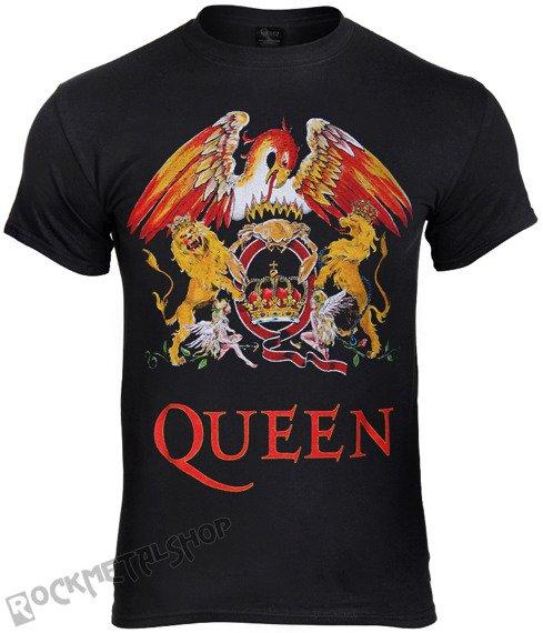 koszulka QUEEN - CLASSIC CREST
