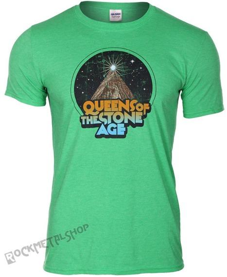 koszulka QUEENS OF THE STONE AGE - SPACE MOUNTAIN