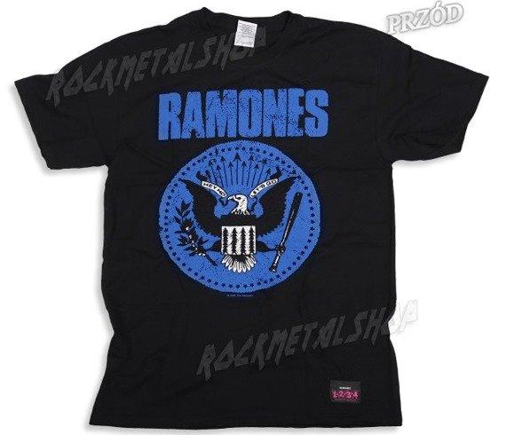 koszulka RAMONES - BLUE SEAL