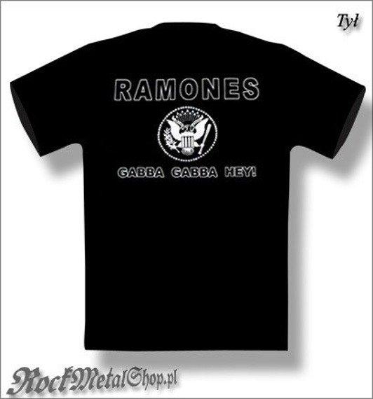 koszulka RAMONES - GABBA GABBA HEY (R. 662)