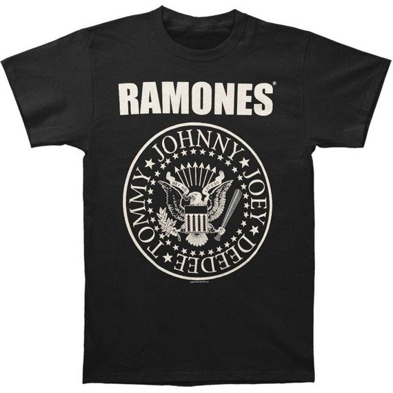 koszulka RAMONES - HEY HO