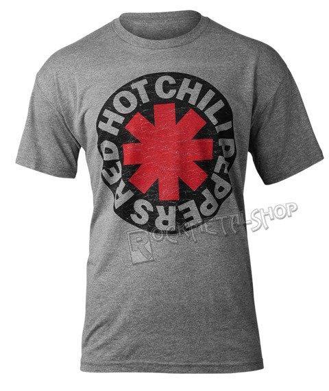 koszulka RED HOT CHILI PEPPERS - ASTERISK CIRCLE