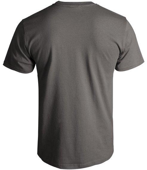 koszulka REDAKCJA szara