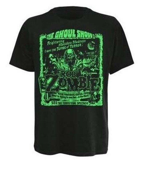 koszulka ROB ZOMBIE - THE GHOUL SHOW