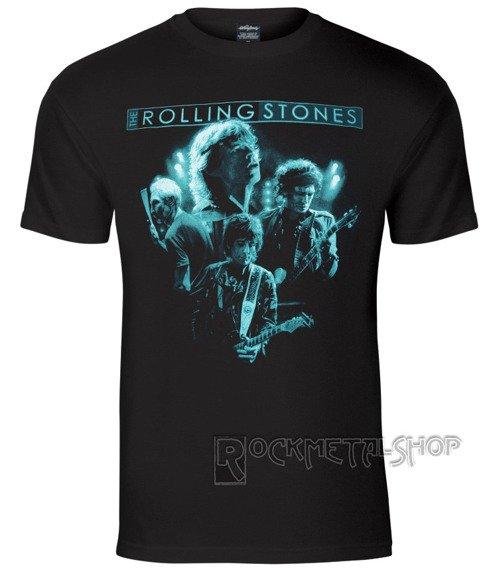 koszulka ROLLING STONES - BAND GLOW