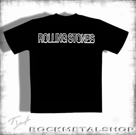 koszulka ROLLING STONES - LICKS WORLD TOUR