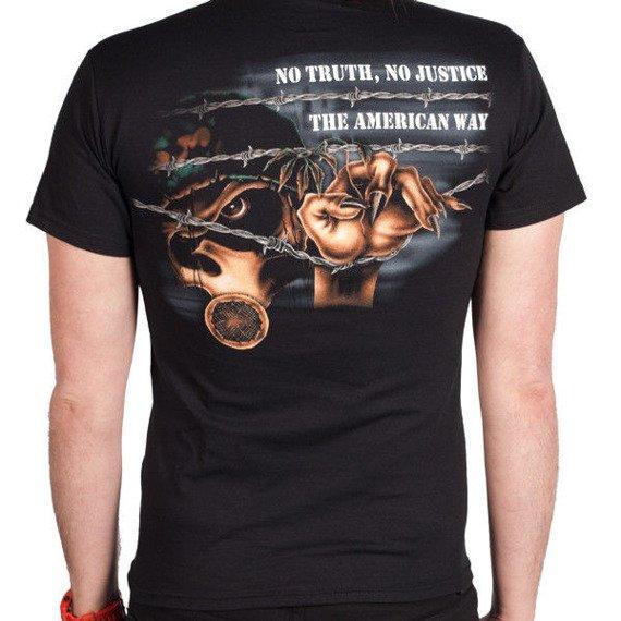 koszulka SACRED REICH - THE AMERICAN WAY