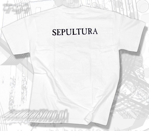 koszulka SEPULTURA