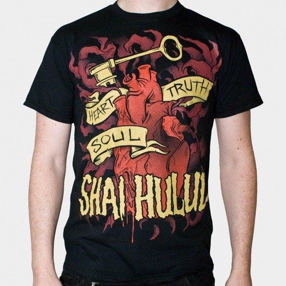 koszulka SHAI HULUD - HEART (BLACK)