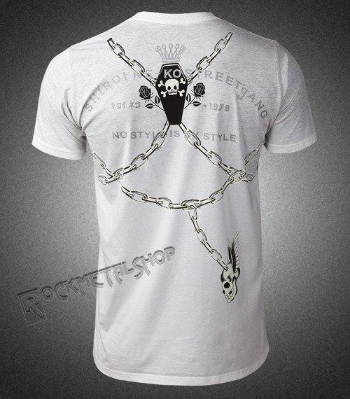 koszulka SHIROI NEKO - SYMBOLS (WHITE)