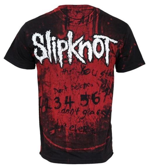koszulka SLIPKNOT - DEBUT ALL OVER