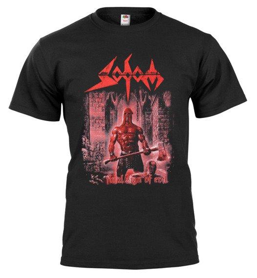 koszulka SODOM - THE FINAL SIGN OF EVIL