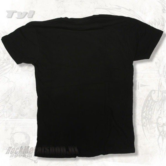 koszulka SOMETHING SACRED - Brave (BLACK)