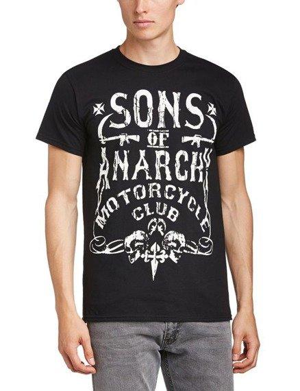 koszulka SONS OF ANARCHY - MOTORCYCLE CLUB