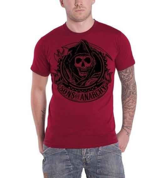 koszulka SONS OF ANARCHY - REAPER BANNER