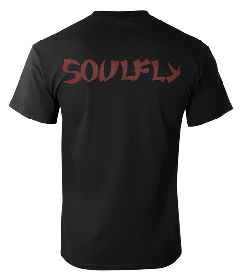 koszulka SOULFLY - WARRIORS