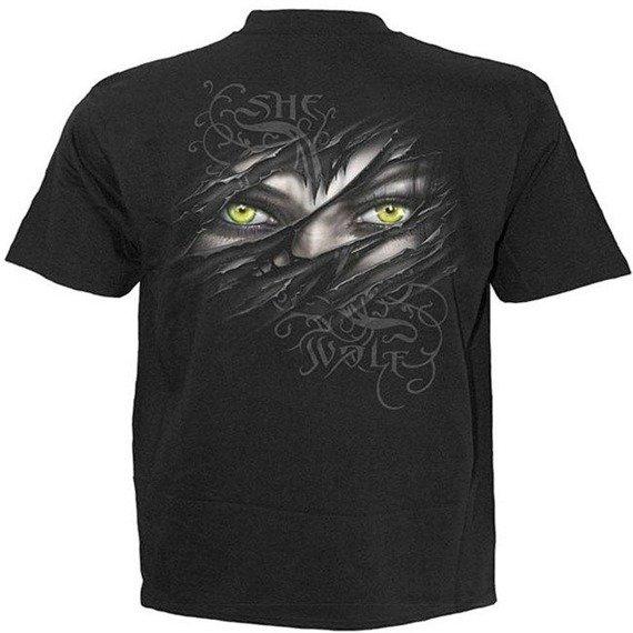 koszulka SPIRAL - SHE WOLF