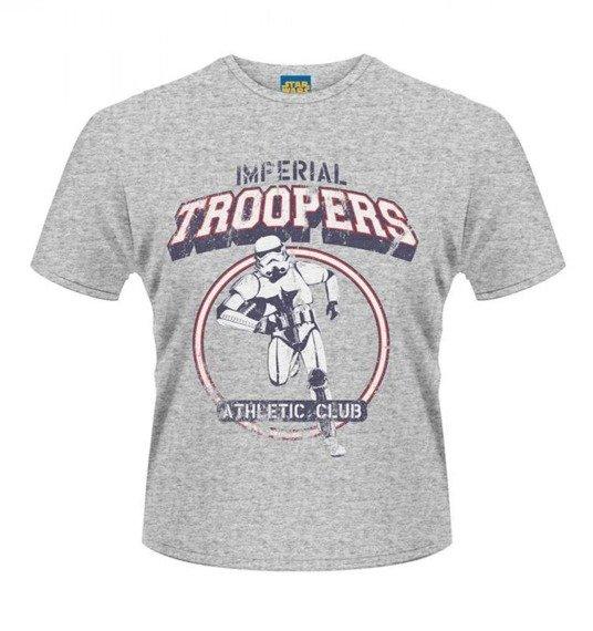 koszulka STAR WARS - IMPERIAL TROOPERS ATHLETIC CLUB